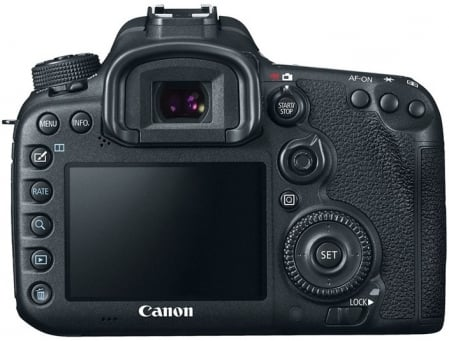 Canon EOS 7D Mark II 8