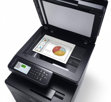 Dell Color Cloud Multifunction Printer H825cdw 7