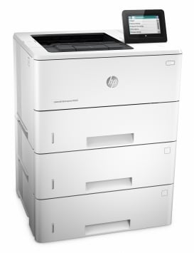 HP LaserJet Enterprise M506dn 9