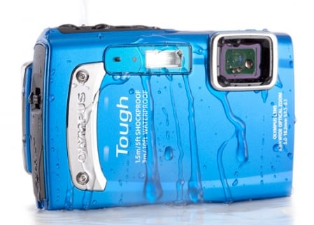 Olympus Tough TG-310 (mju Tough TG-310) 2