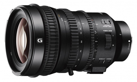 Sony E PZ 18-110mm f/4 G OSS 1