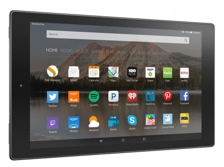 Amazon Fire HD 10 7