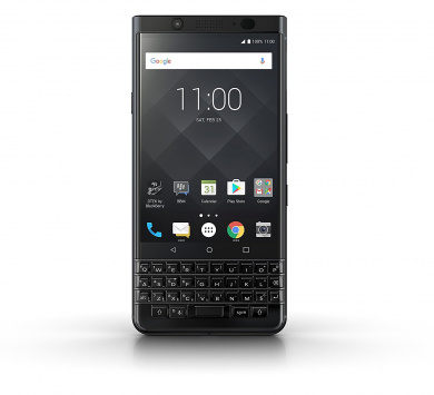 BlackBerry KEYone Black Edition 1