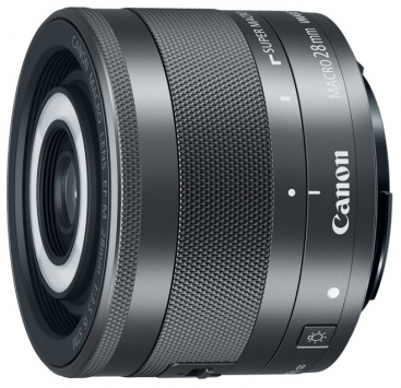 Canon EF-M 28mm f/3.5 Macro IS STM 2