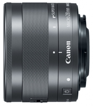 Canon EF-M 28mm f/3.5 Macro IS STM 3