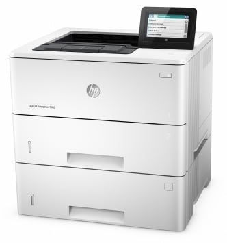 HP LaserJet Enterprise M506dn 10