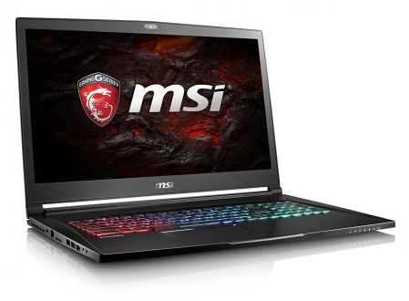 MSI GS63VR 6RF Stealth Pro 6