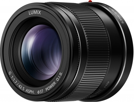 Panasonic Lumix G 42.5mm f/1.7 ASPH 2