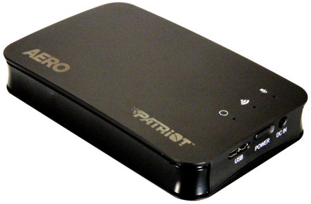 Patriot Aero Wireless Mobile Drive 1