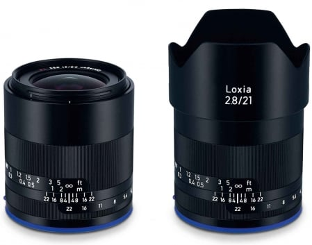 Zeiss Loxia 21mm f/2.8 2