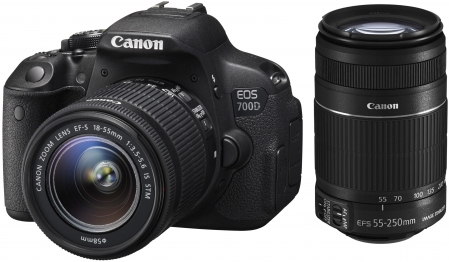 Canon EF-S 55-250mm F/4-5.6 IS STM 2