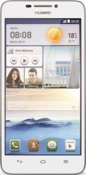 Huawei Ascend G630 1