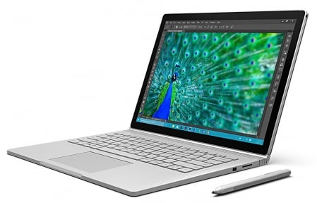 Microsoft Surface Book 12
