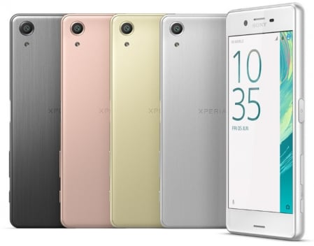 Sony Xperia X Performance 7
