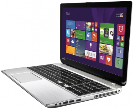 Toshiba Satellite P50-B 6