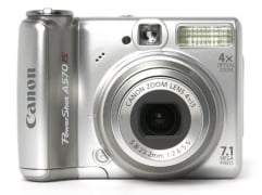 Canon PowerShot A570 IS