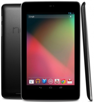 Google Nexus 7 by Asus 2