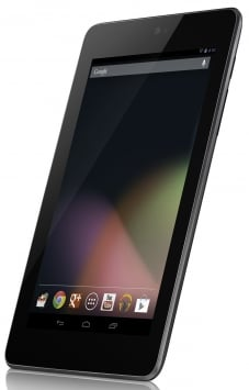 Google Nexus 7 by Asus 3