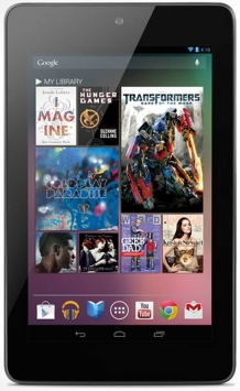 Google Nexus 7 by Asus 1