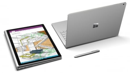 Microsoft Surface Book 14