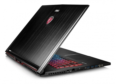 MSI GS63VR 6RF Stealth Pro 9