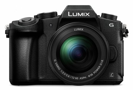 Panasonic Lumix DMC-G80 (G85) 1