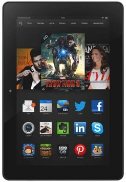Amazon Kindle Fire HDX 7 1
