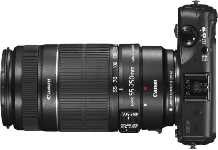 Canon EF-S 55-250mm F/4-5.6 IS STM 4