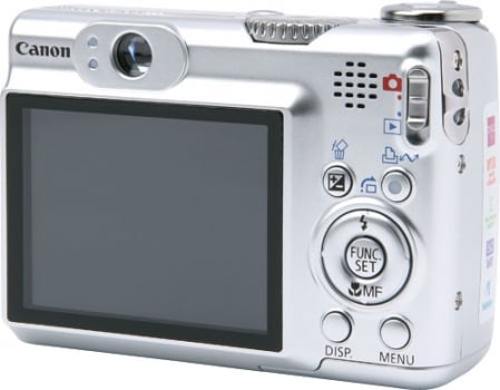 Canon PowerShot A570 IS 2