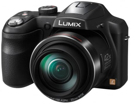Panasonic Lumix DMC-LZ40 2