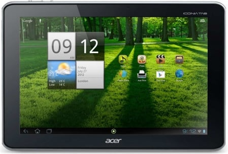 Acer Iconia Tab A211 1