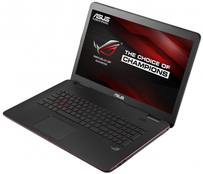 Asus G771JW 9