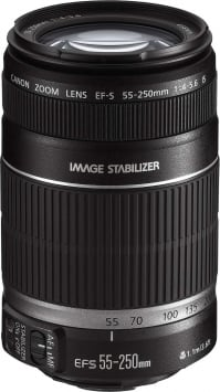 Canon EF-S 55-250 mm f/4-5.6 IS 1