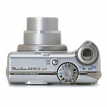 Canon PowerShot A570 IS 3