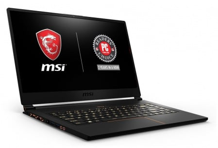 MSI GS65 8RF Stealth Thin 1