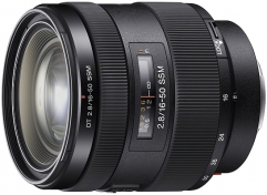 Sony SAL-650 16-50mm f/2.8 DT SSM