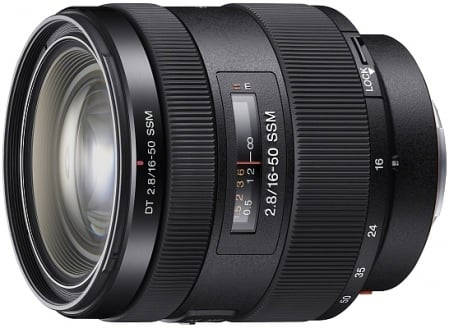 Sony SAL-650 16-50mm f/2.8 DT SSM 1