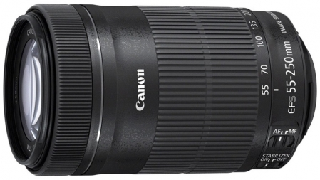 Canon EF-S 55-250 mm f/4-5.6 IS 2