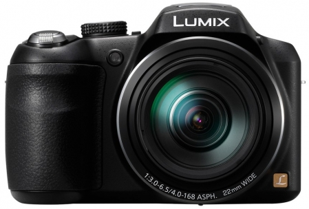 Panasonic Lumix DMC-LZ40 1
