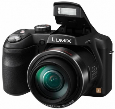 Panasonic Lumix DMC-LZ40 3
