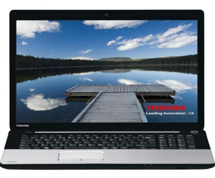 Toshiba Satellite C75-A 1