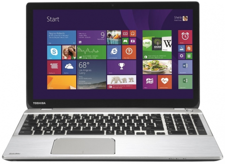 Toshiba Satellite P50-B 1