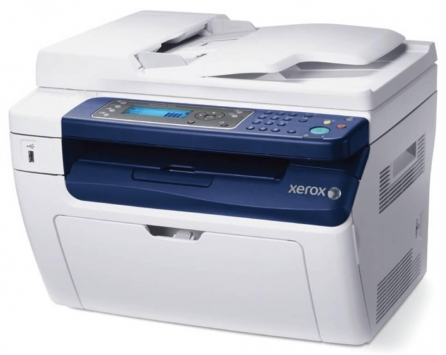 Xerox WorkCentre 3045NI 4
