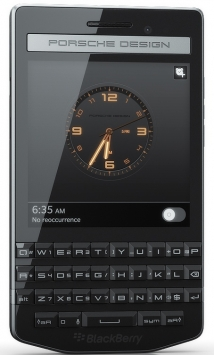 BlackBerry Porsche Design P'9983 1