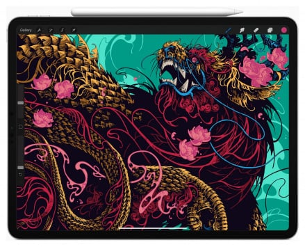 "Apple iPad Pro (12.9"") 2020 1"