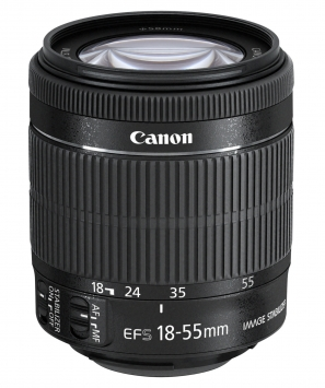 Canon EF-S 18-55mm f/3.5-5.6 IS STM 1