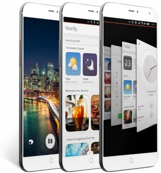 Meizu MX4 Ubuntu Edition 2