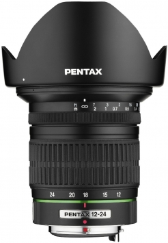 Pentax SMC DA 12-24 mm f/4 AL ED [IF] 2