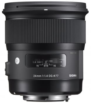 Sigma 24mm f/1.4 DG HSM ART 2