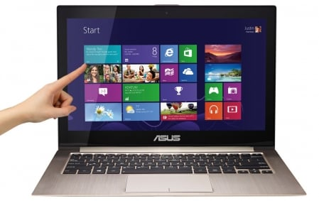 Asus Zenbook Prime Touch UX31A 1